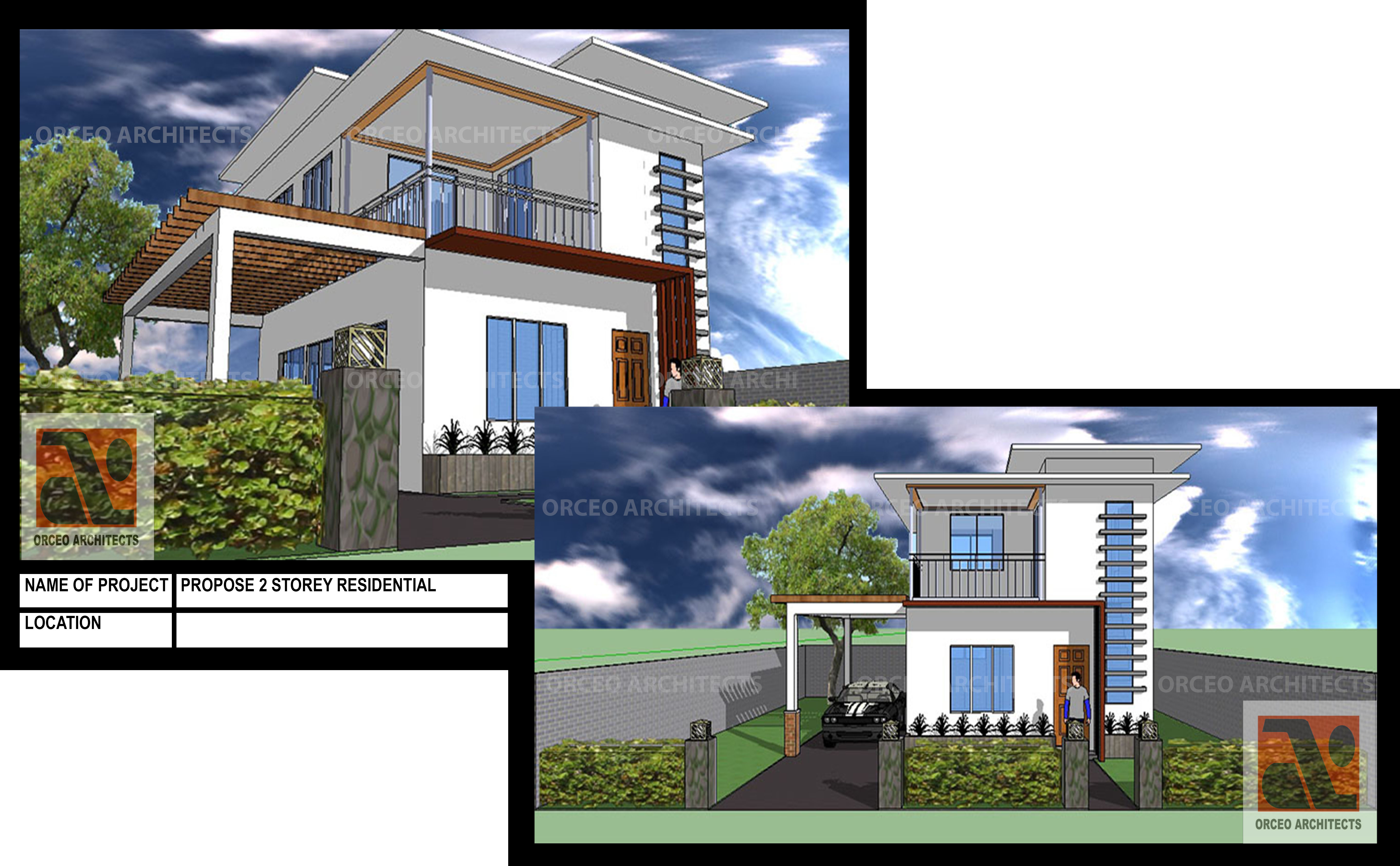 Residential Projects: